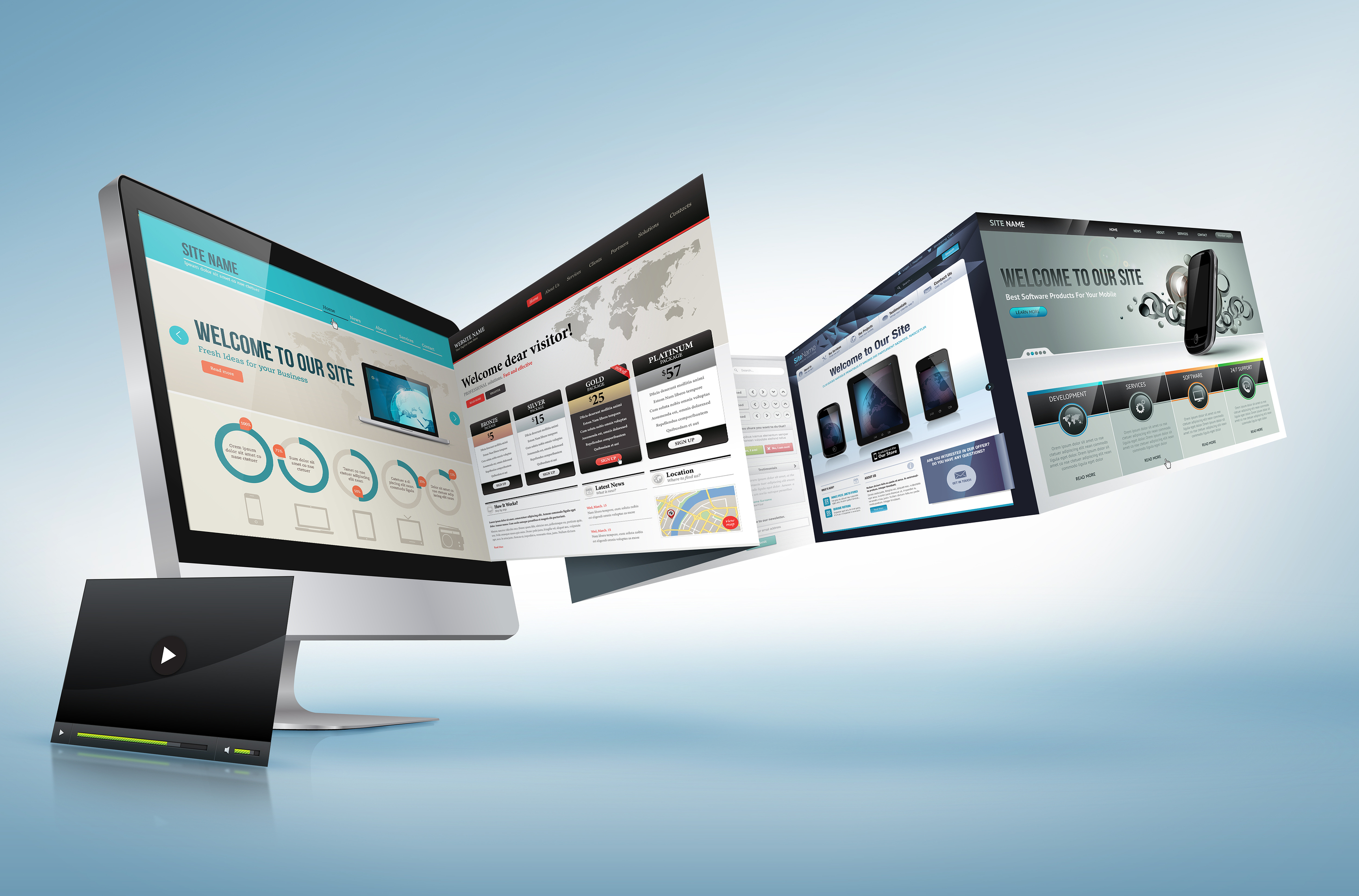 5 Tips To Choose Courses During Website Designing Training In Kolkata Lensel Academy